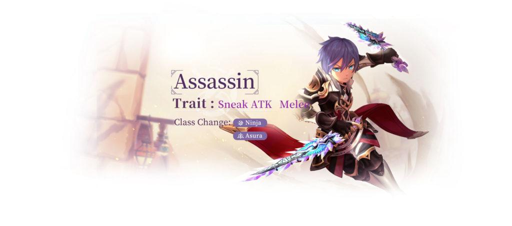 Game: Tales of Wind - IMG Klasse Assassin