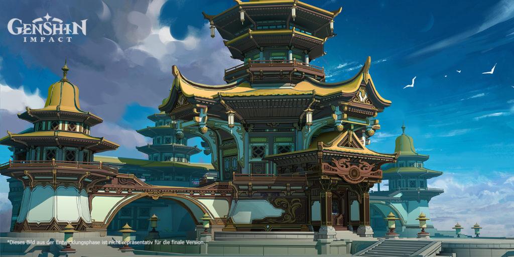 Game: Genshin Impact Bild