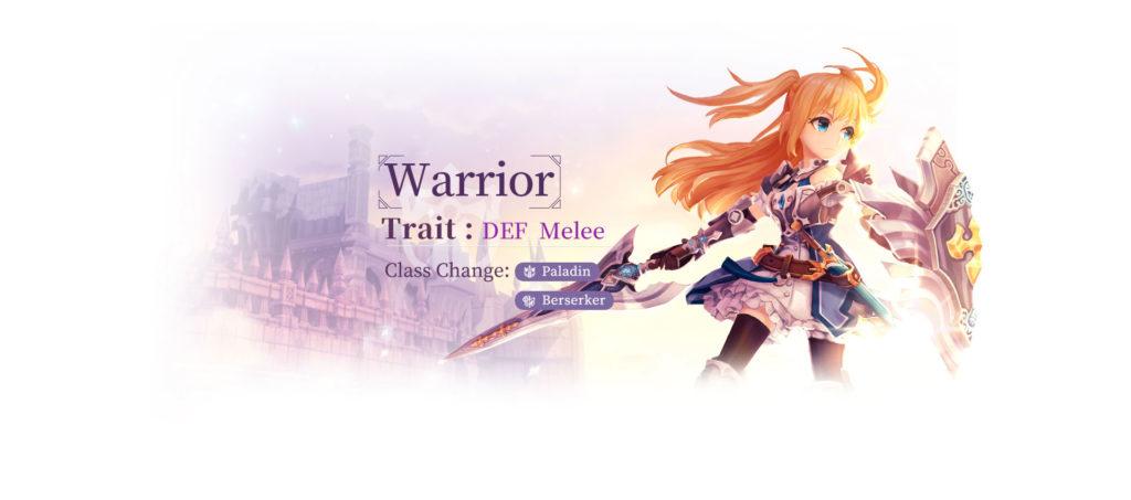 Game: Tales of Wind - IMG Klasse Warrior