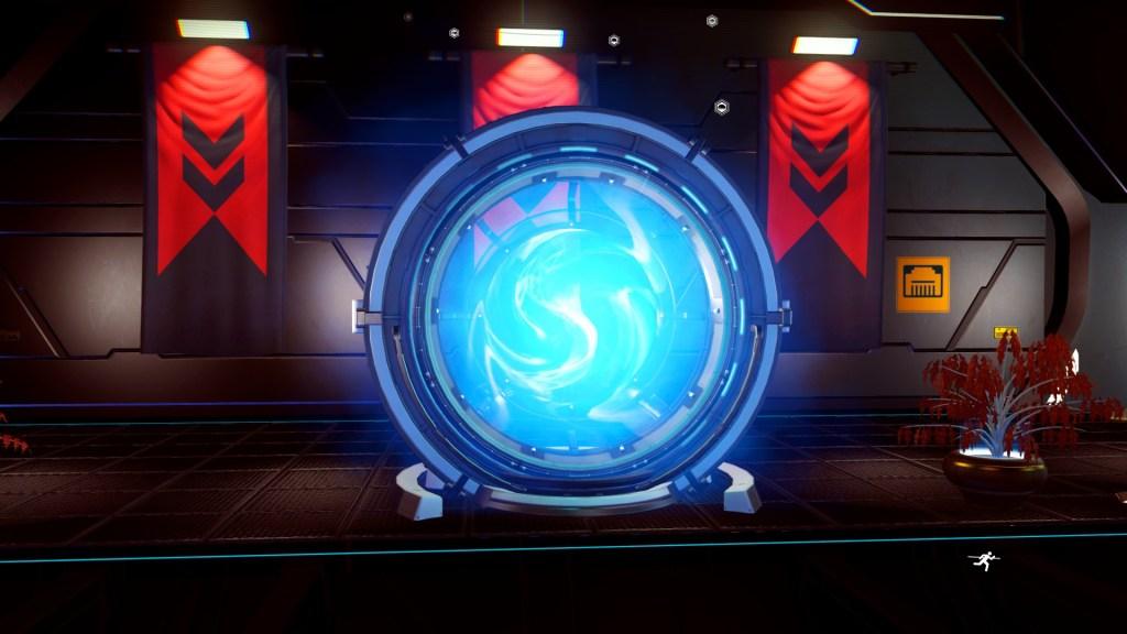 Game: No Mans Sky - Portal