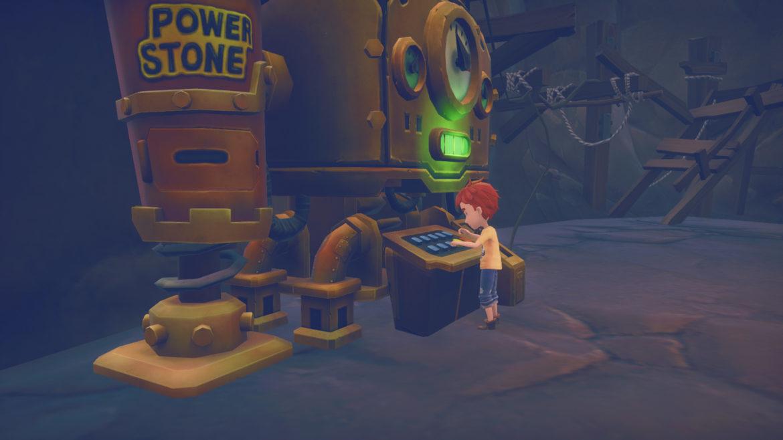 Game: My Time at Portia - Screenshot Quest Machine