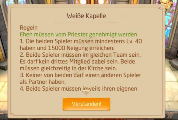 Game: Tales of Wind - Screenshot Weiße Kapelle