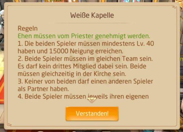 Game: Tales of Wind - Screenshot der weißen Kapelle