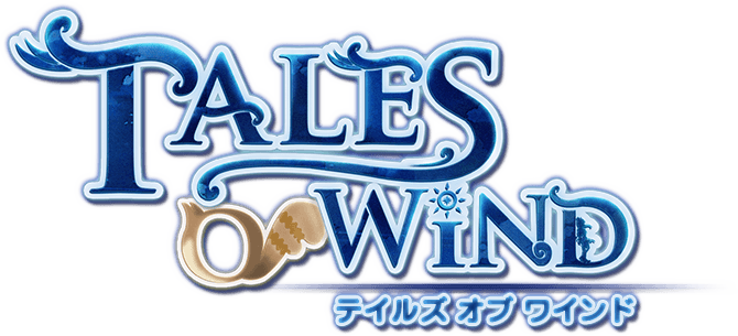 Game: Tales of Wind - Logo